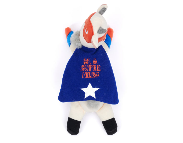 "Flying Finn the Goat 11"" Wool Toy"
