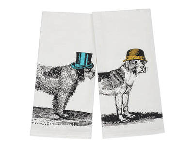 The Socialites Kitchen Towel Set
