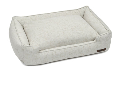 Lark Ivory Lounge Bed
