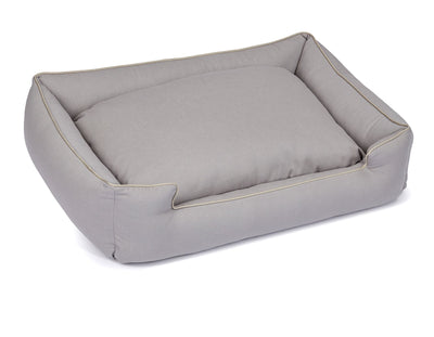 Levi Grey Lounge Bed