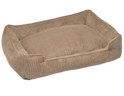 Honey Corduroy Lounge Bed - Extra Large