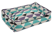 Origami Plum Lounge Bed