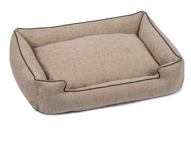 Harper Sandstone Lounge Bed
