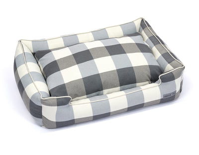 Checker Smoke Lounge Bed