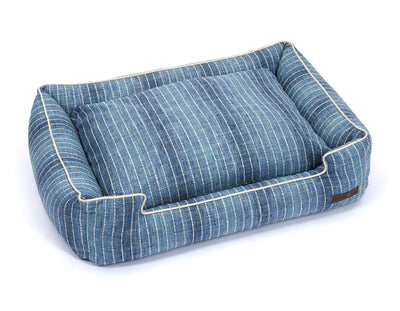 Ombre Stripe Lounge Bed