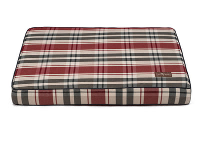 Kensington Garnet Memory Foam Pillow Bed