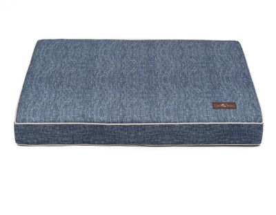 Stonewash Memory Foam Pillow Bed