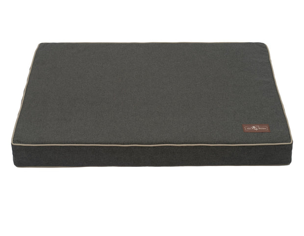 Licorice Memory Foam Pillow Bed