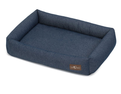 Levi Ink Cuddler Memory Foam Bed