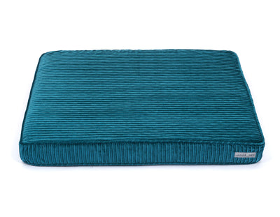 Buckingham Peacock Memory Foam Pillow Bed
