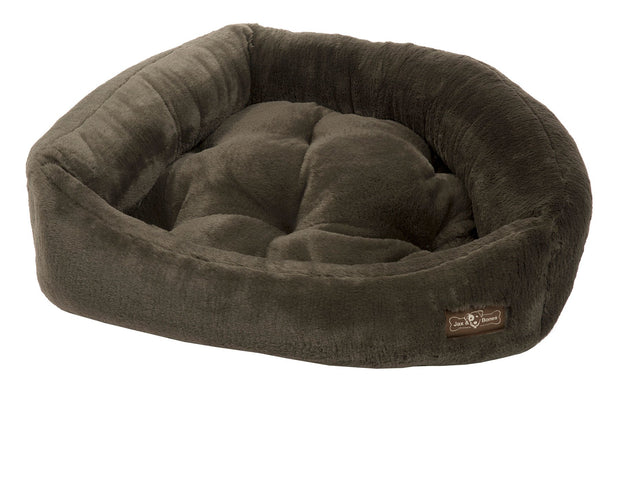 Mink Black Napper Bed