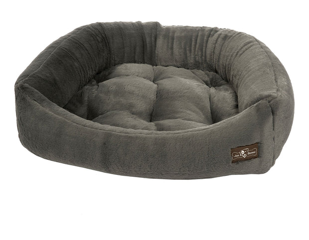 Mink Grey Napper Bed