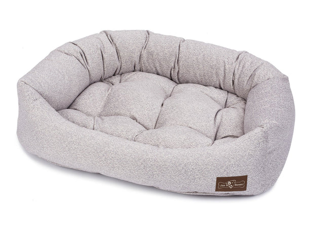 Herringbone Horizon Napper Bed