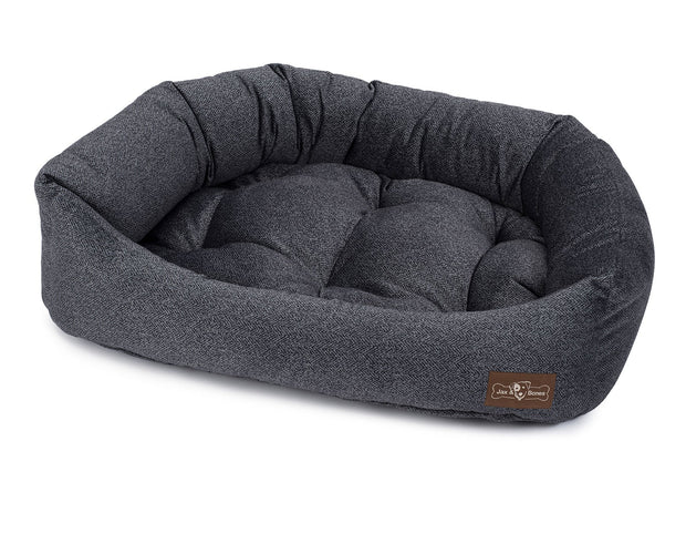 Herringbone Twilight Napper Bed