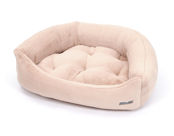 Mink Rose Napper Bed