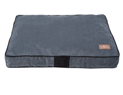 Steel Rectangular Pillow Bed