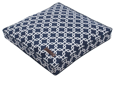 Marine Rectangular Pillow Bed