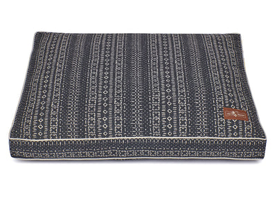Mudcloth Rectangular Pillow Bed