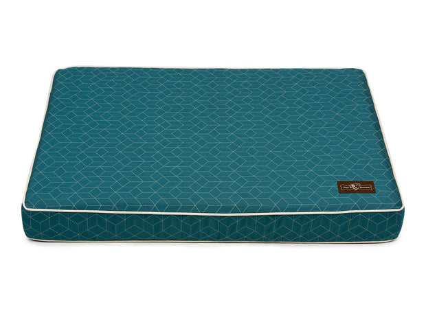 Quad Poolside Memory Foam Pillow Bed