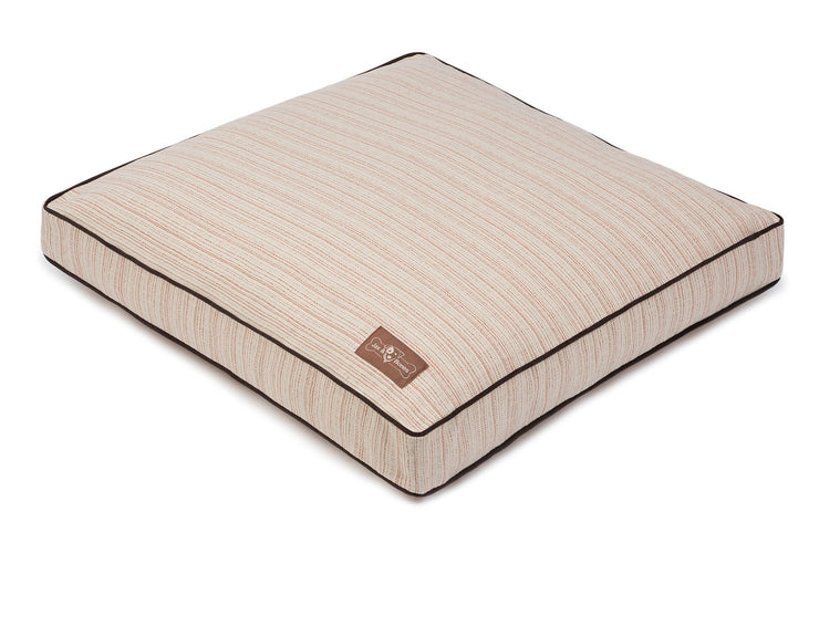Domingo Spice Rectangular Pillow Bed