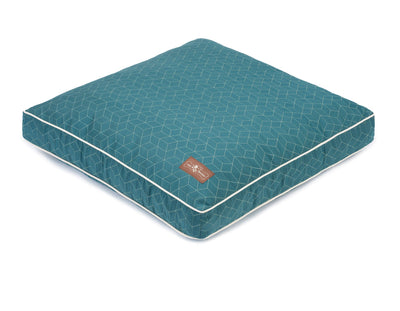 Quad Poolside Rectangle Pillow Bed