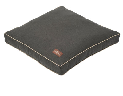 Licorice Rectangular Pillow Bed