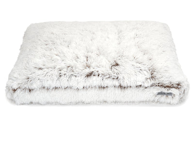 Arctic Shag Rectangular Pillow Bed