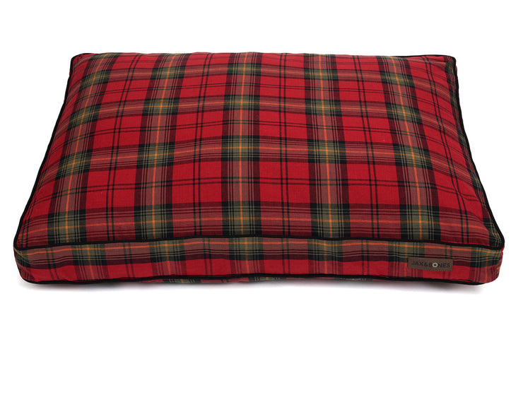 Heritage Plaid Rectangular Pillow Bed