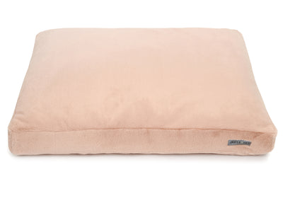 Mink Rose Rectangular Pillow Bed