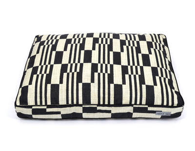 Piano Rectangular Pillow Bed