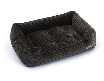 Buckingham Pewter Sleeper Bed - Medium
