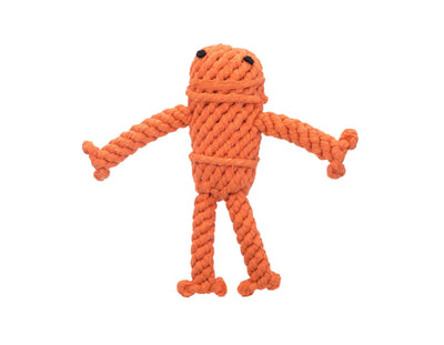 "Melvin the Alien 10"" Rope Dog Toy"