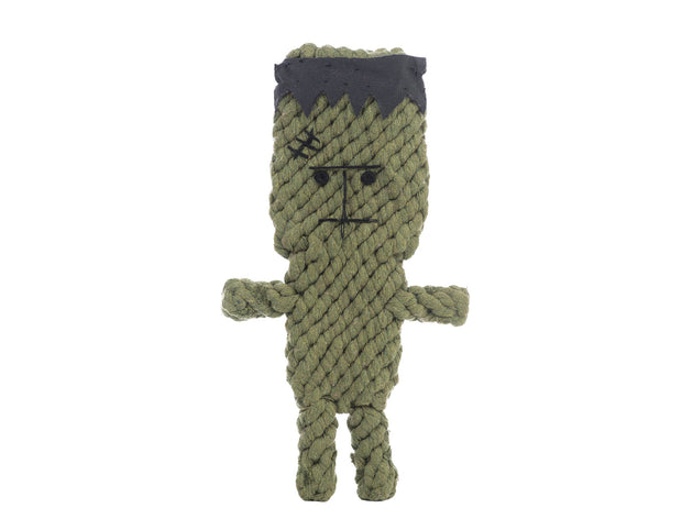 Frankenstein Rope Dog Toy
