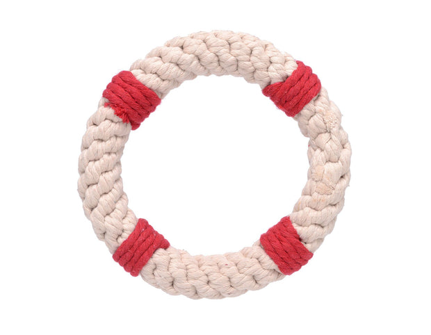 Lifesaver Rope Dog Toy