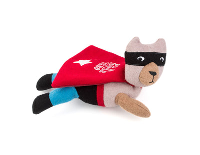"Big Lou the Dog 11"" Wool Toy"