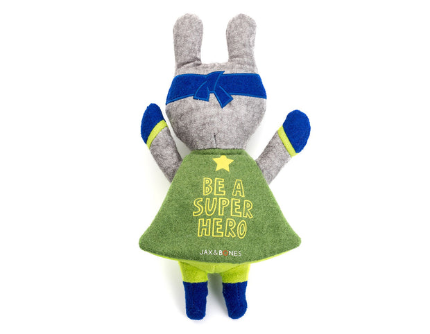 Jumping Jax Rabbit Wool Toy