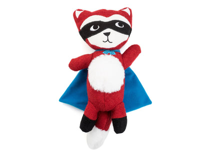 "Tricky Sam the Fox 11"" Wool Toy"