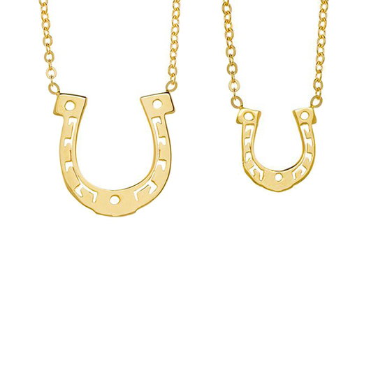 Horse Shoe Pair (Small & Large)