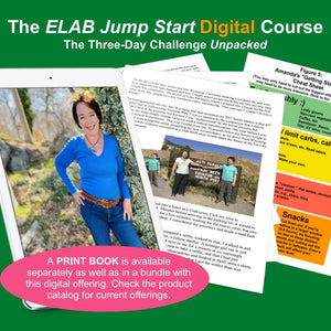 Eat Like a Bear! Digital Jumpstart Course (Digital Only)