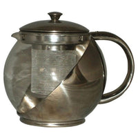 Quest Stainless Steel Tea Pot - Life's a breeze GB Ltd