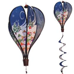 Snowman Hot Air Balloon - Life's a breeze GB Ltd