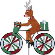 Reindeer Bike Ground Spinner - Life's a breeze GB Ltd