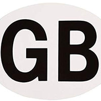 GB Sticker - Life's a breeze GB Ltd