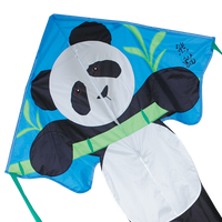 Panda Bear Easy Flyer Kite - Life's a breeze GB Ltd