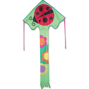 Ladybug Easy Flyer Kite - Life's a breeze GB Ltd