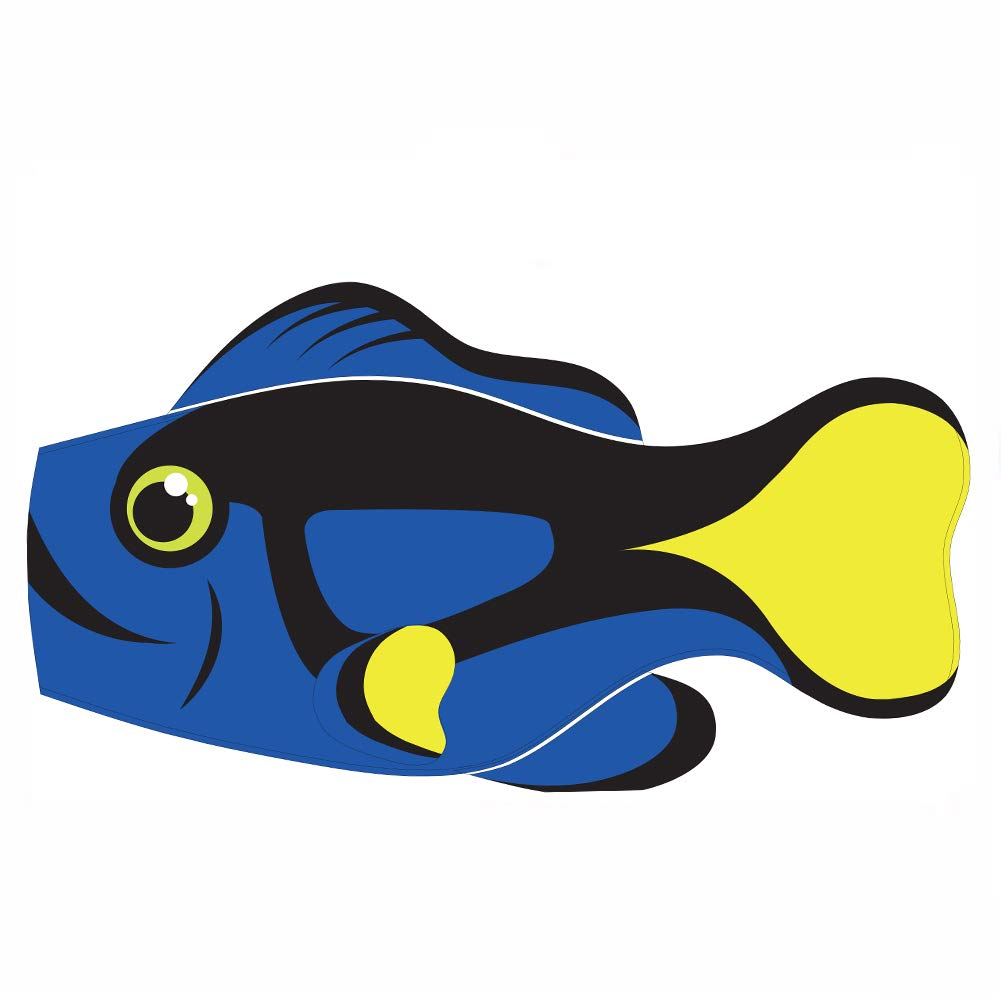 Life's a breeze Blue Tang Fish Windsock - Life's a breeze GB Ltd