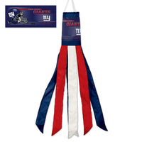 New York Giants Windsock - Life's a breeze GB Ltd