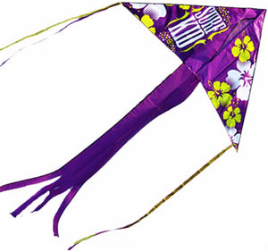 Flower Kite. Surf Kid Delta - Life's a breeze GB Ltd