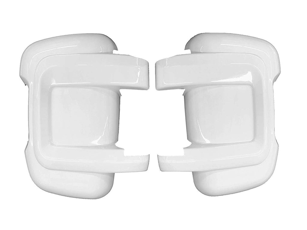 Protect-It Short Arm Mirror Cover - White - Life's a breeze GB Ltd