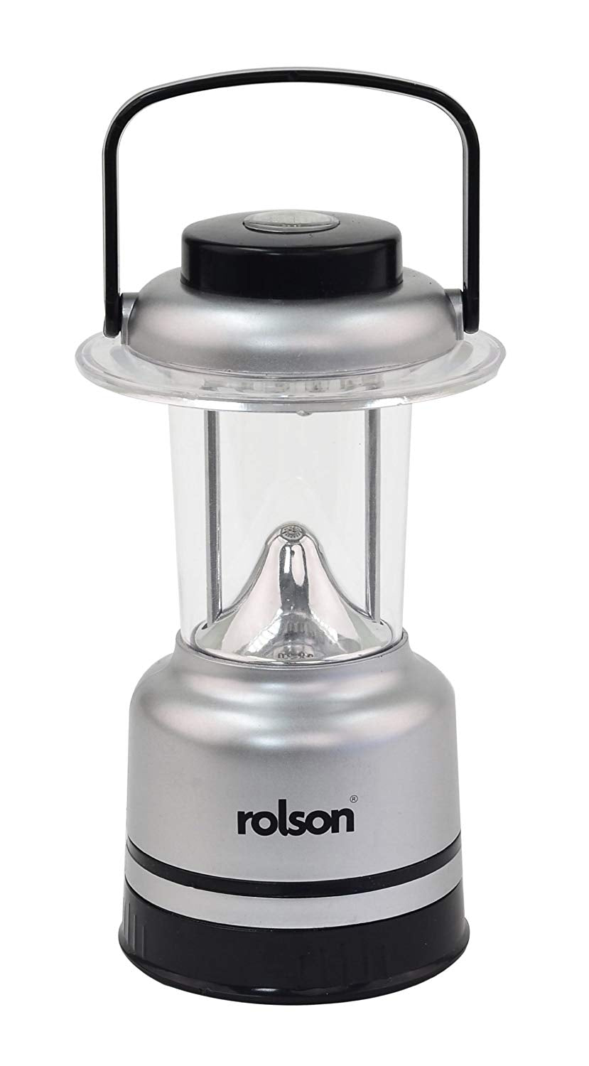 Rolson 15 Led Lantern/Dimmer - Life's a breeze GB Ltd